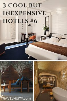 3 beautiful and stylish boutique hotels from the Design Hotels portfolio that you can stay at for under $100 USD per night, located in Athens, Turkey and Buenos Aires