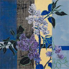 Robert Kushner: Portraits & Perennials - Exhibitions - DC Moore Gallery ✫♦๏༺✿༻☼๏♥๏花✨✿写☆☀🌸✨🌿✤❀ ‿❀🎄✫🍃🌹🍃❁~⊱✿ღ~❥༺✿༻🌺♛☘‿FR May ♥⛩⚘☮️ ❋ Painter Artist, Artist Art, Painting Inspiration, Art Inspo, Robert Kushner, Art Japonais, Botanical Art, Collage Art, Bunt