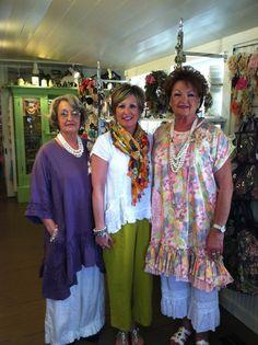 Tina Givens Clothing | Round Top Style Show – MimiBella