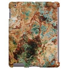 Natural Stone iPad case