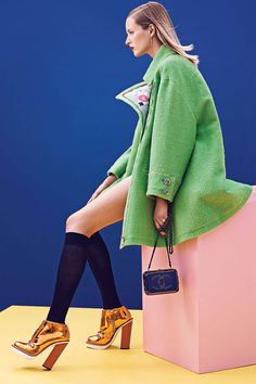 The Best and The Brightest - Bright Fall Fashions