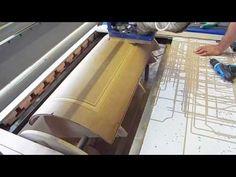 Обучение изготовлению гнутых фасадов ( ЧПУ своими руками) - YouTube