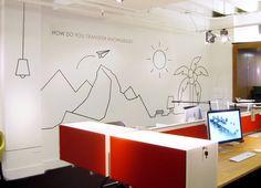 Vitra, Showroom Environmental Design at NeoCon on Behance
