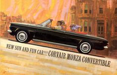 Curbside Classic: 1964 Chevrolet Corvair Monza Spyder – Activate ...