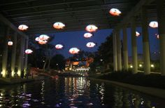 Best public art in San Antonio as voted by readers of the San Antonio Current: Fish on the Museum Reach of the River Walk.