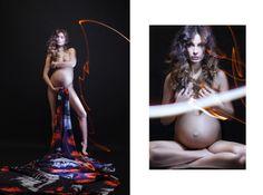 Kasia by Jacek Ura, via Behance