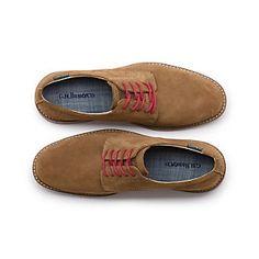 Mens Footwear   Oxfords & Bucs - Nubuck Oxfords, Saddle Oxfords & Lace-Up Shoes - G.H. Bass & Co.