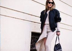 37 Outfits That Prove Your Bomber Jacket Is Still Well Worth Wearing via @WhoWhatWearUK