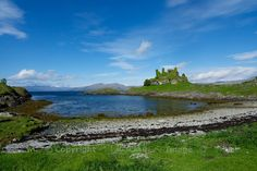 Castle Coeffin on the Isle of Lismore, Argyll, #Scotland #history