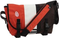 Timbuk2 D-Lux Messenger: Race Stripe Bag
