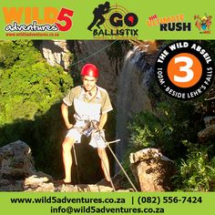 British Celebrities, Abseiling, Team Building, Charity, Flora, Wildlife, Coast, Baseball Cards, Adventure