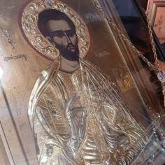 ΕΚΤΑΚΤΟ- Κλαίει η θαυματουργος εικόνα του Αγίου Ιουδα Θαδδαίου στην εκκλησια του - ΕΚΚΛΗΣΙΑ ONLINE