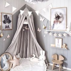 """And just like that...we're at that """"where did it go"""" point of the long weekend 😩. And what better way to get us ready for reality tomorrow than a stunning kids corner featuring some of our favourites?! Styling and photography by @andrealingjerde."""