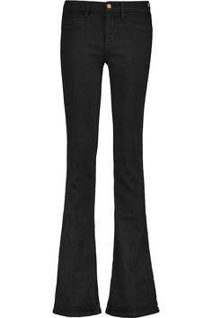 M.I.H JEANS The Skinny Marrakesh Mid-Rise Flared Jeans. #m.i.hjeans #cloth #jeans