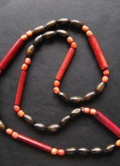 Kaufe meinen Artikel bei #Kleiderkreisel http://www.kleiderkreisel.de/accessoires/ketten-and-anhanger/141703663-schone-holzkette