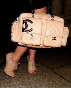 7e60dcbb0d7 Chanel - I love all the pockets - I need that Michael Kors Outlet, Handbags