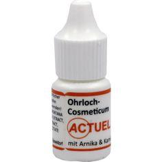 OHRLOCH Cosmeticum Actuel:   Packungsinhalt: 5 ml Flüssigkeit PZN: 06413737 Hersteller: Axisis GmbH Preis: 1,41 EUR inkl. 19 % MwSt.…