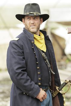 hell on wheels  | Hell on Wheels Pictures, Ty Olsson Photos - Photo Gallery: Ty Olsson