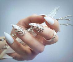 christmas nail art- Wheretoget