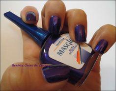 Masglo Vanidosa Usaloya | Beatriz Cosas de Chicas Diy Hacks, Nail Polish, Nail Art, Beauty, Drink, Hair, Accent Nails, Girly Things, Fingernail Designs