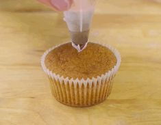 Soft pink circular kisses. | 19 Hypnotic GIFs Of Cupcakes Being Frosted To Soothe Your Soul