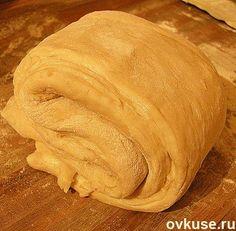 Слоеное тесто быстро и без проблем