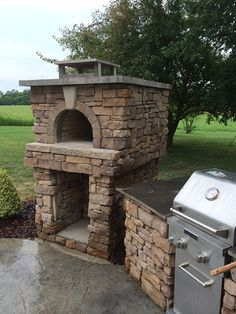 Wood-Fired Outdoor Brick Pizza Oven The Boswell Family
