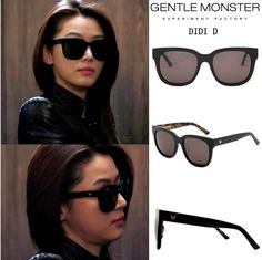 351129b83b730 GENTLE MONSTER INSPIRED SUNGLASSES