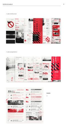 Use of red Booklet Layout, Booklet Design, Brochure Layout, Brochure Design, Magazine Layout Design, Book Design Layout, Page Layout, Editorial Layout, Editorial Design