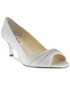 9aef0e375ca Nina Carolyn Evening Pumps - Evening  amp  Bridal - Shoes - Macy s Satin  Color