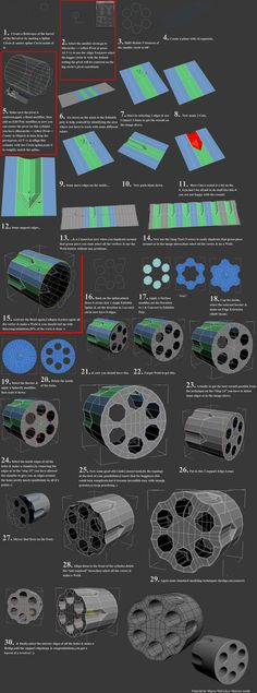 FAQ: How u model dem shapes? Hands-on mini-tuts for mechanical sub-d AKA ADD MORE GEO - Page 117 - Polycount Forum