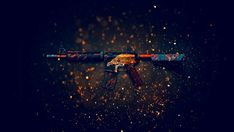 Download M4A4 Howl Assault Rifle CSGO Skin 1920x1200