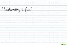 best 25 handwriting generator ideas on pinterest free name generator handwriting worksheet. Black Bedroom Furniture Sets. Home Design Ideas