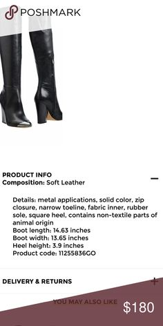 Sam Edelman Boots Brand new in a box Sam Edelman Shoes Heeled Boots