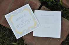 100 Simple Vintage Wedding Programs by WiregrassWeddings on Etsy, $95.00