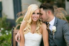 Curly Wedding Day Locks, Wedding Hair & Beauty Photos by Michael Anthony Photography