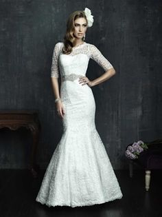 Allure Wedding Gown - Couture Collection - Style #C270