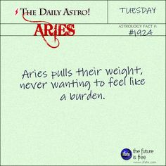 Aries 1924: Visit The Daily Astro for more Aries facts...and click here for the webs best horoscopes!