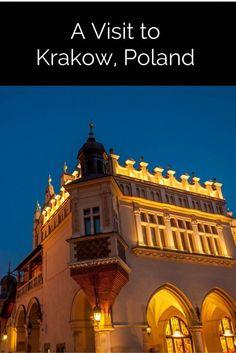 Enjoy the beauty, history, and vodka of Krakow, Poland