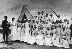 nurses in spanish american war..army website