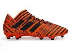 ZestCore BlackSolar Red Adidas Nemeziz Messi 18.1 FG