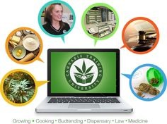 Sign up at the world's leading online cannabis college. The premier cannabis certification program. Leading marijuana school. Top marijuana university. Anyone can enroll from anywhere. Learn how to grow marijuana. Learn how to do dabs. How to make cannabis butter. How to start your own marijuana dispensary business. Medical marijuana. Best cannabis college is Cannabis Training University. Start a cannabis career. Get a marijuana job. Enroll today at Cannabis Training University online today!