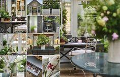 Chelsea Flower Show 2015 Marston & Langinger, Elle Deco.