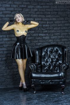Just a little mistress in your feed Latex wear by www.rubear.ru Rubber girl Katerina Piglet Follow Me: FACEBOOK INSTAGRAM YOUTUBE DEVIANTART