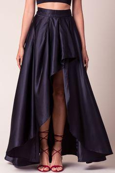 Women's Skirts | Love of Life Hi Lo Skirt | A'GACI