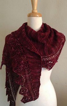 Ravelry: Victoria Shawl pattern by Vera Sanon