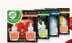 Like to Win 1 of 700 FREE Air Wick Gift Packs
