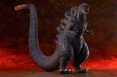 Shin Godzilla toy Godzilla Figures, Godzilla Toys, Elephant, Animals, Image, Monsters, Animales, Animaux, Elephants