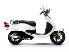 Chrome Right Handle Switch Bintelli Valor Retro Style Street Scooter 150cc 250cc
