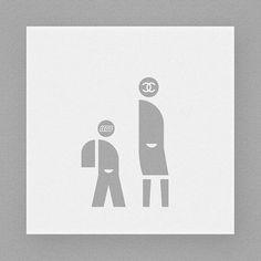 Modern society #graphic #modern #society #lego #chanel #graphicdesign #illust #illustration #pictogram #design #logo #icon #symbol #meanimize #isotype #art #artwork #minimal #minimalism #frame #디자인 #일러스트 #픽토그램 #아이소타입
